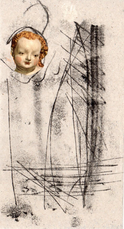 Margitta Sündermann, Zeichnung und Collage (Deutschland)